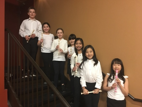 Recorder Ensemble